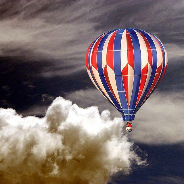 High flying | Air balloon, Air ballon, Balloon rides
