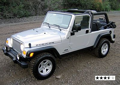 2006 Jeep Wrangler Unlimited 4X4 Review: Meet The 2006 Jeep Wrangler  Unlimited