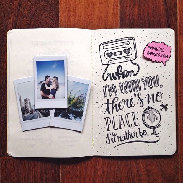 Image Result For Cute Paper Crafts For Boyfriend Photobooks