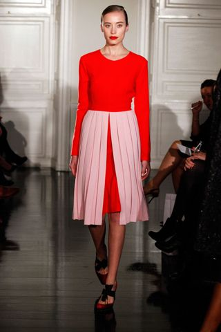 Emilia Wickstead - Fall 2012 Ready-to-Wear.