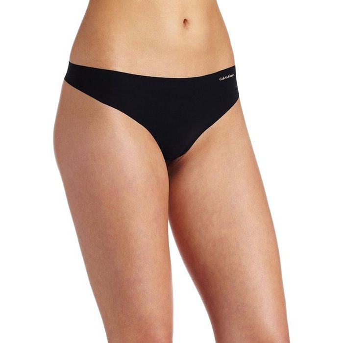 8629f0ce94 10 Best Thongs - Calvin Klein Invisibles Thong  rankandstyle