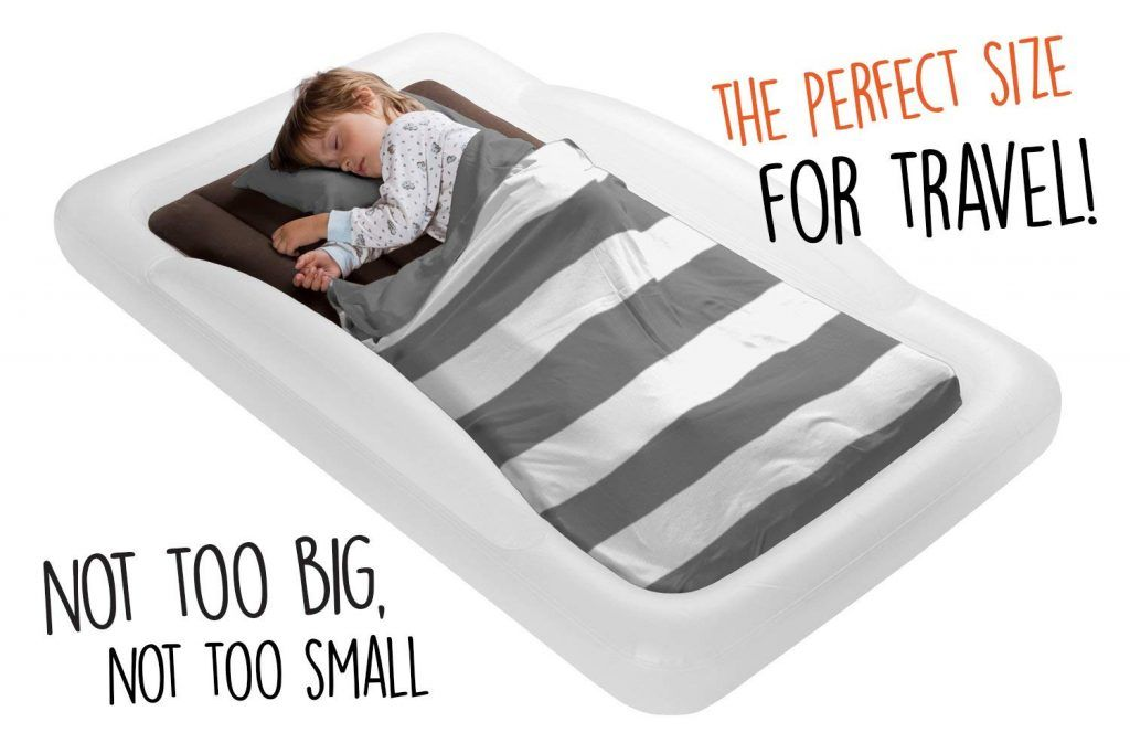 The Shrunks Toddler Travel Bed Toddler Travel Bed Toddler
