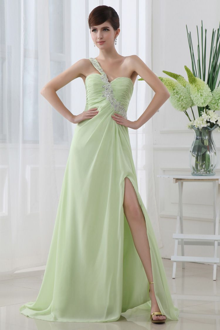 2015 Cheap Prom Dresses Under 50 In Stock Fast Shipping Long Sage