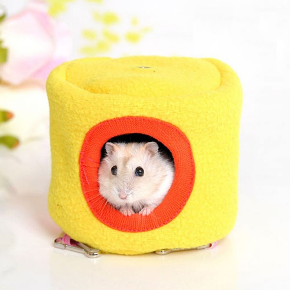 Warm Soft Cotton Bed House Cage For Small Pet I Small Pets Dog Bag Pets