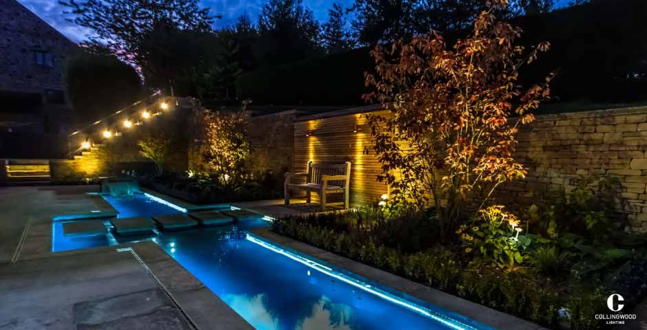 Collingwood Lighting - Private Residence - Sheffield 2 & Collingwood Lighting - Private Residence - Sheffield 2 | LED garden ...