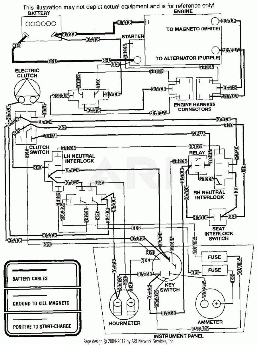 15  Wiring Diagram For Lawn Mower Kohler Engine - Engine Diagram - Wiringg Net