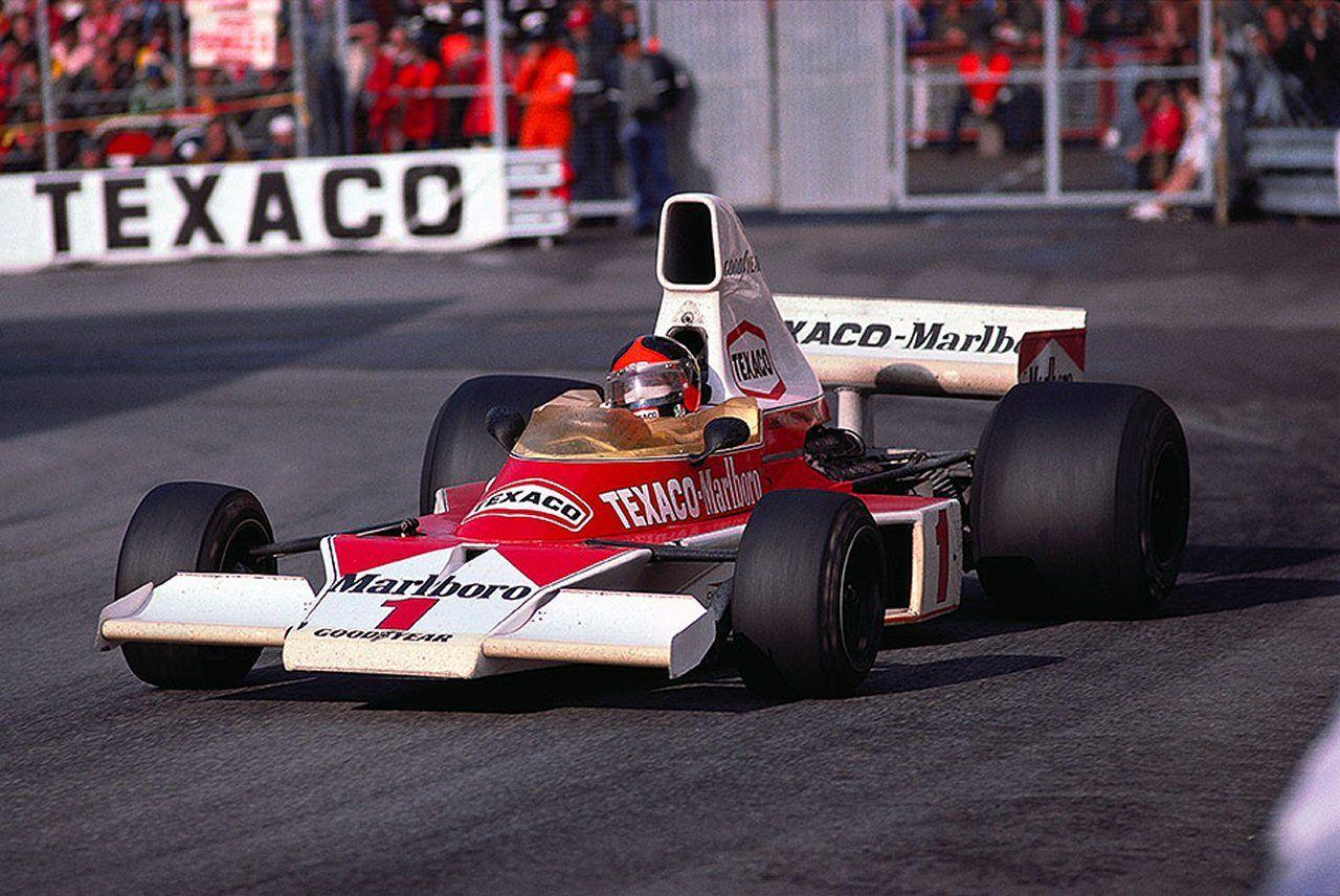 1975 GP Monaco (Emerson Fittipaldi) McLaren M23 - Ford