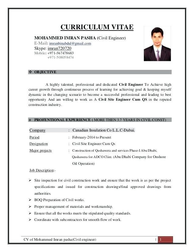 Pin By Joʜŋŋƴ Bʜʌttɩ On Johnny Civil Engineer Resume Job Resume Format Engineering Resume