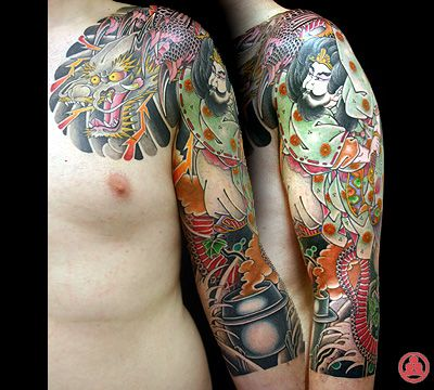 Ten Ten Tattoo Japanese Tattoo Specialist Melbourne Australia Tattoos Original Tattoos Australia Tattoo