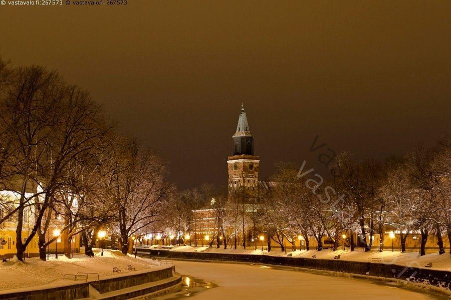 Jäätilanne Helsinki