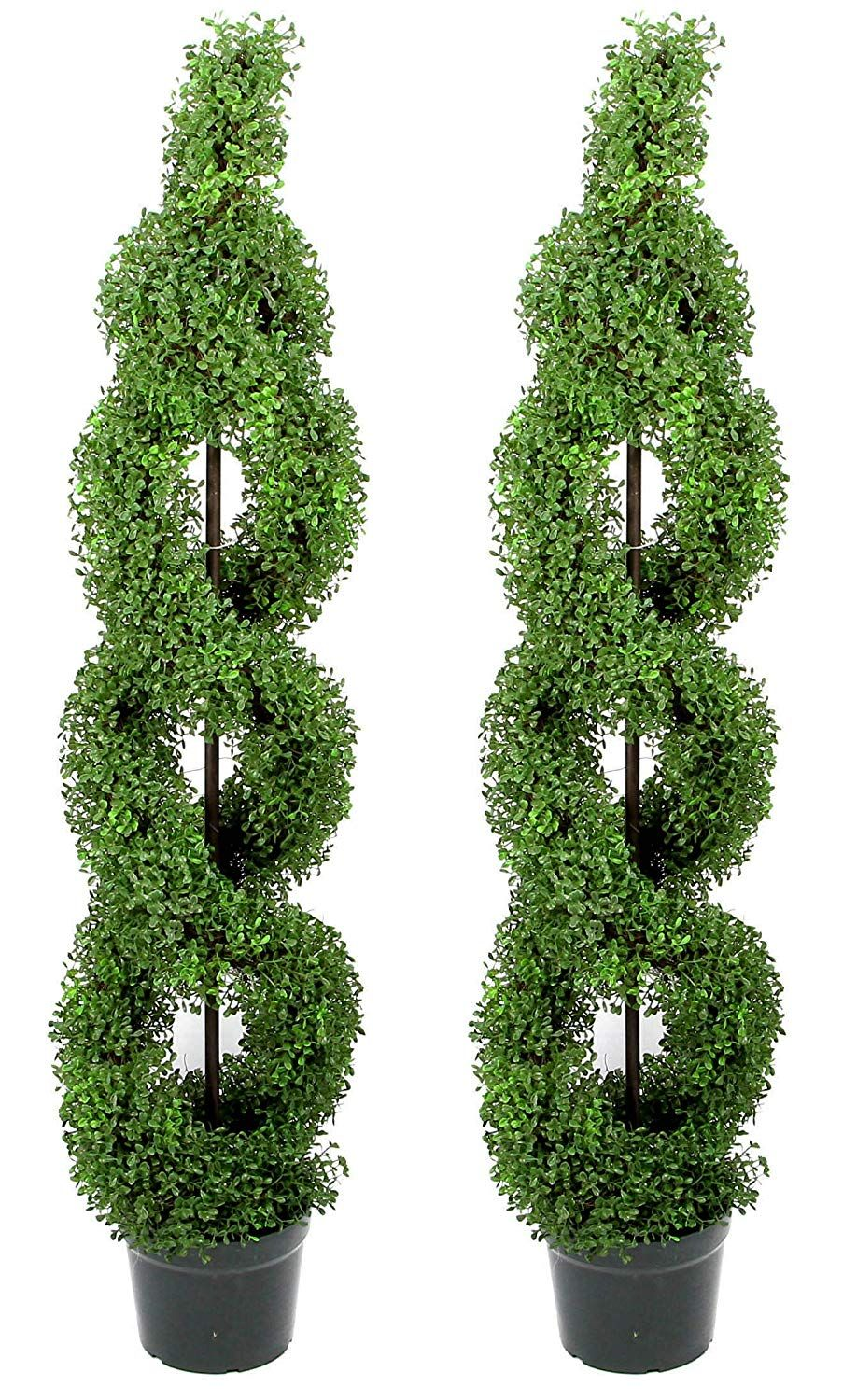 The 10 Best Artificial Topiary Trees For Decoration With Buying Guide Artificial Topiary Topiary Plants Topiary Trees
