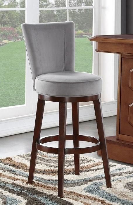 The Louise 30 Swivel Barstool Is An Effortless Combination Of