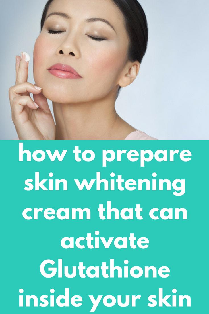Homemade Skin Whitening Cream That Works Much Faster Than Skin