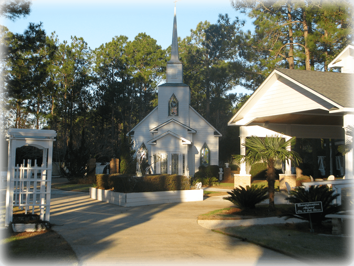 Gulf Shores Wedding Chapel Gulf Shores Wedding Chapel Wedding