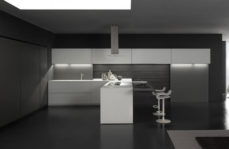 Interni Moderni Cucine : Cucine di design light modulnova cucine kitchens design