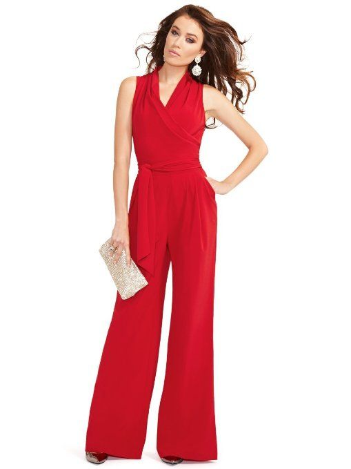 ccf32f5e8874 GUESS by Marciano Women s Hope Jumpsuit  Clothing