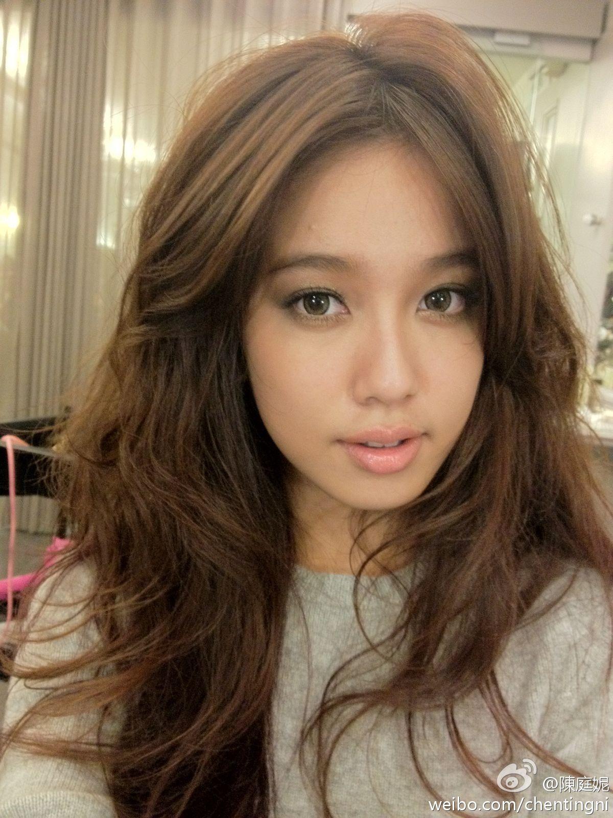 Annie Chen Asian Makeup Looks Long Hair Styles Asian Beauty