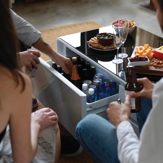 The Coffee Table Of The Future Apartment furniture