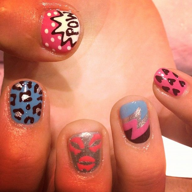 MIX AND MATCH BY SIMONA! - @WAH Nails- #webstagram