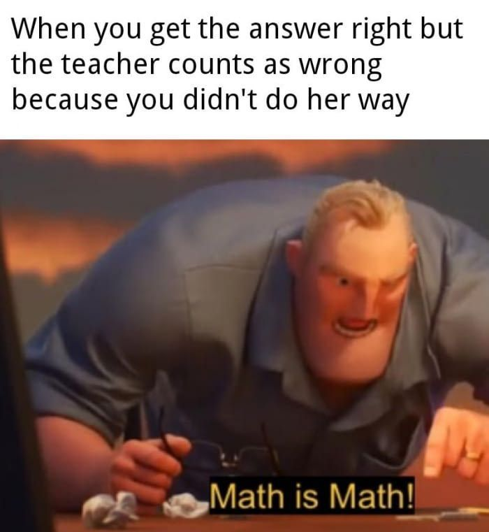 Those teachers are the worst - Funny