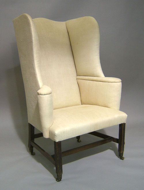 Etonnant 18th C. Or Early 19th C. Upholstered Easy Chair. Google.com
