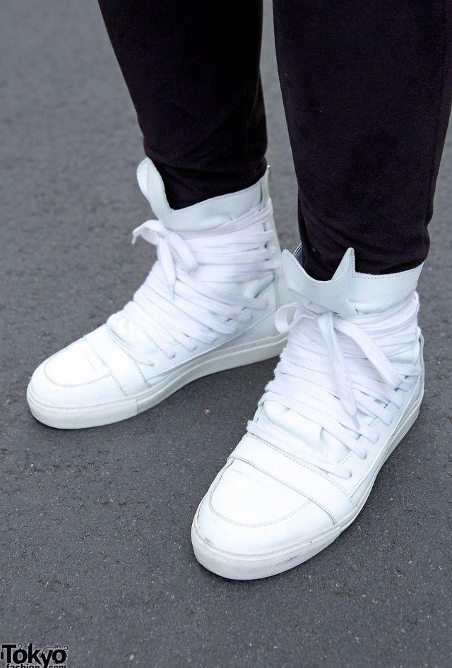 Kris van Assche sneakers - Japanese fashion  ff9c8ff02