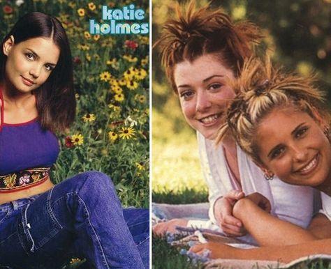 Die 19 Wichtigsten Frisuren Der 90er 90er Mottoparty 90er Party Outfit Frisur 90er Party