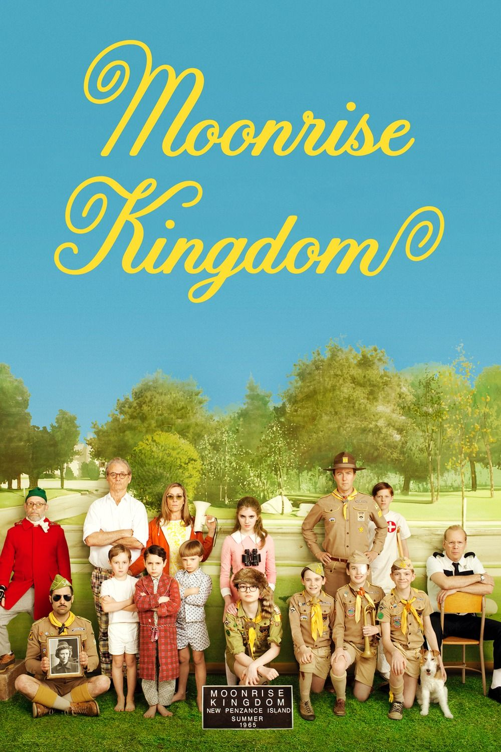 The Sessions + Moonrise Kingdom Double Feature