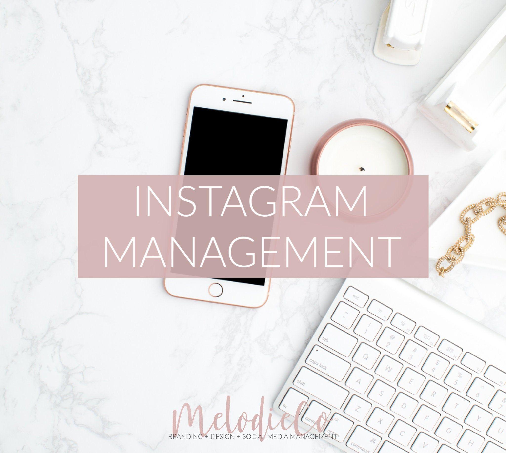 Photo of Contrato de un mes Instagram Media Management, Social Media Management, ayuda de Instagram, asistente virtual, ayuda de redes sociales, Melodieco