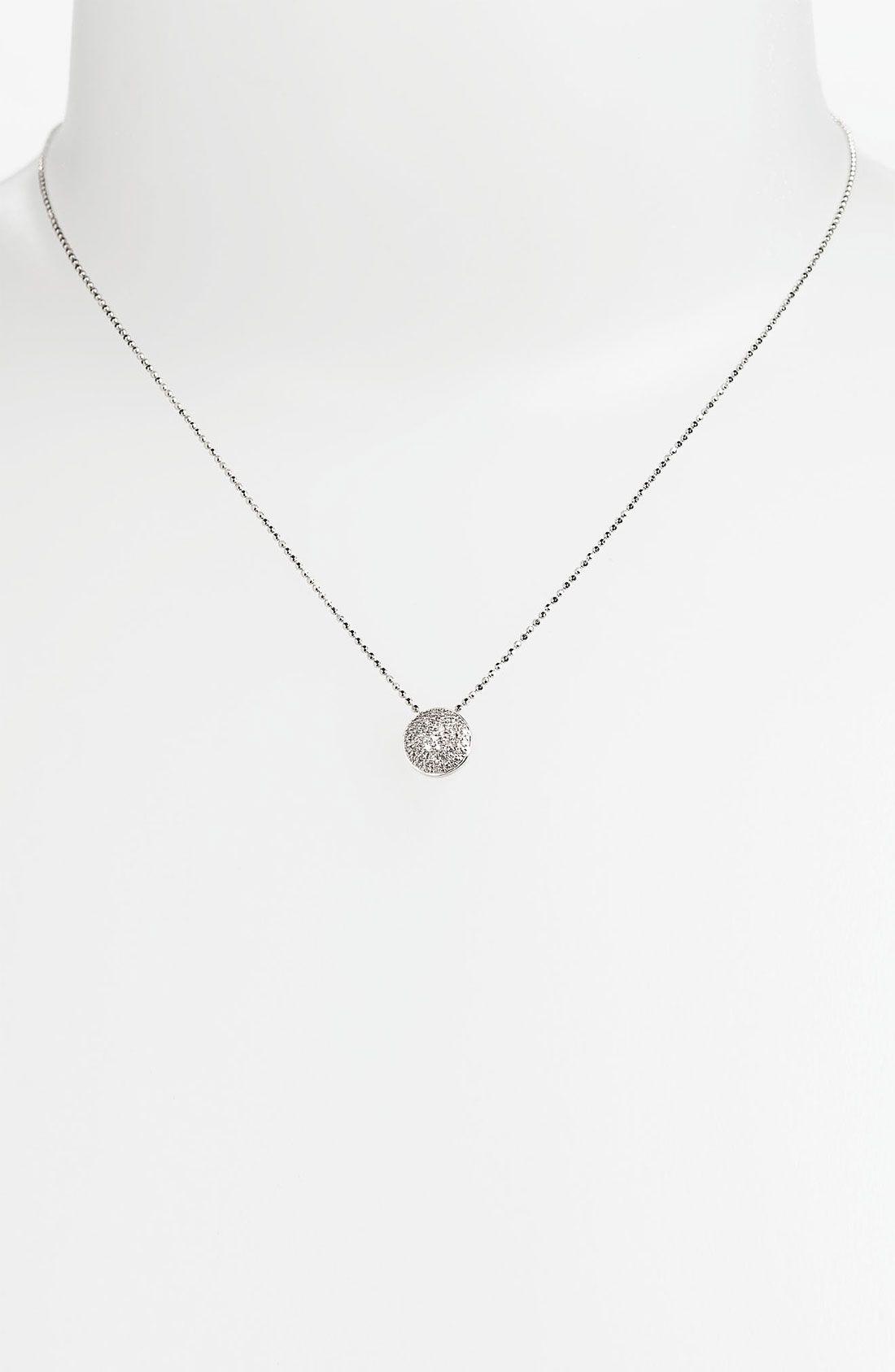 Diamond pendant necklaces for women necklace pinterest batu diamond pendant necklaces for women aloadofball Images