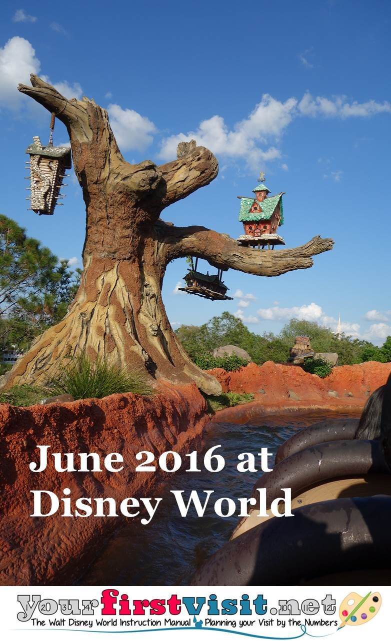 June 2018 at Walt Disney World | Walt disney and June