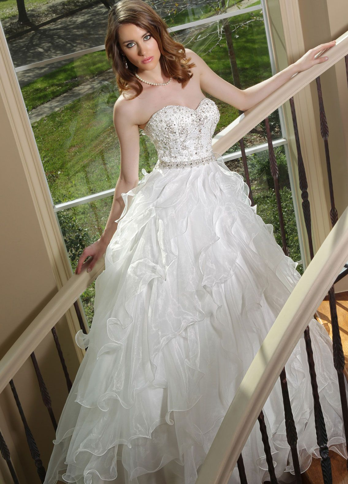 1000  images about DaVinci Wedding Gowns on Pinterest - Bridal ...