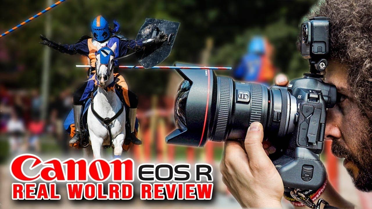 Canon Eos R Real World Review Time To Switch Vs 6d Mark Ii Vs