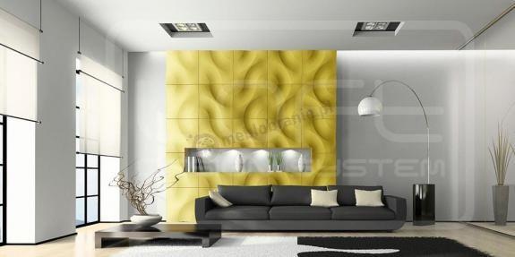 Panele gipsowe 3D Model 01 Curves - Loft Design System | Loft design ...
