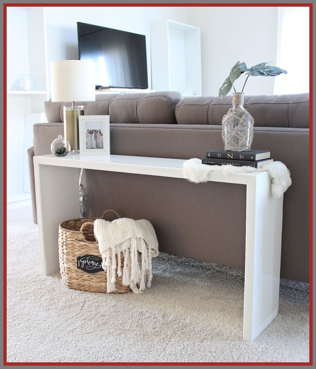 46 Reference Of Sofa Back Table Decorating Ideas In 2020 Console Table Behind Sofa Diy Sofa Table Sofa Table Decor