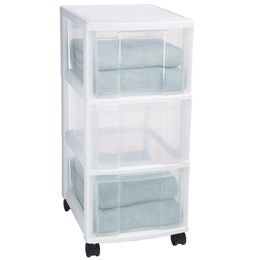 The Container Store 3 Drawer Storage Chest Cheap Alternative