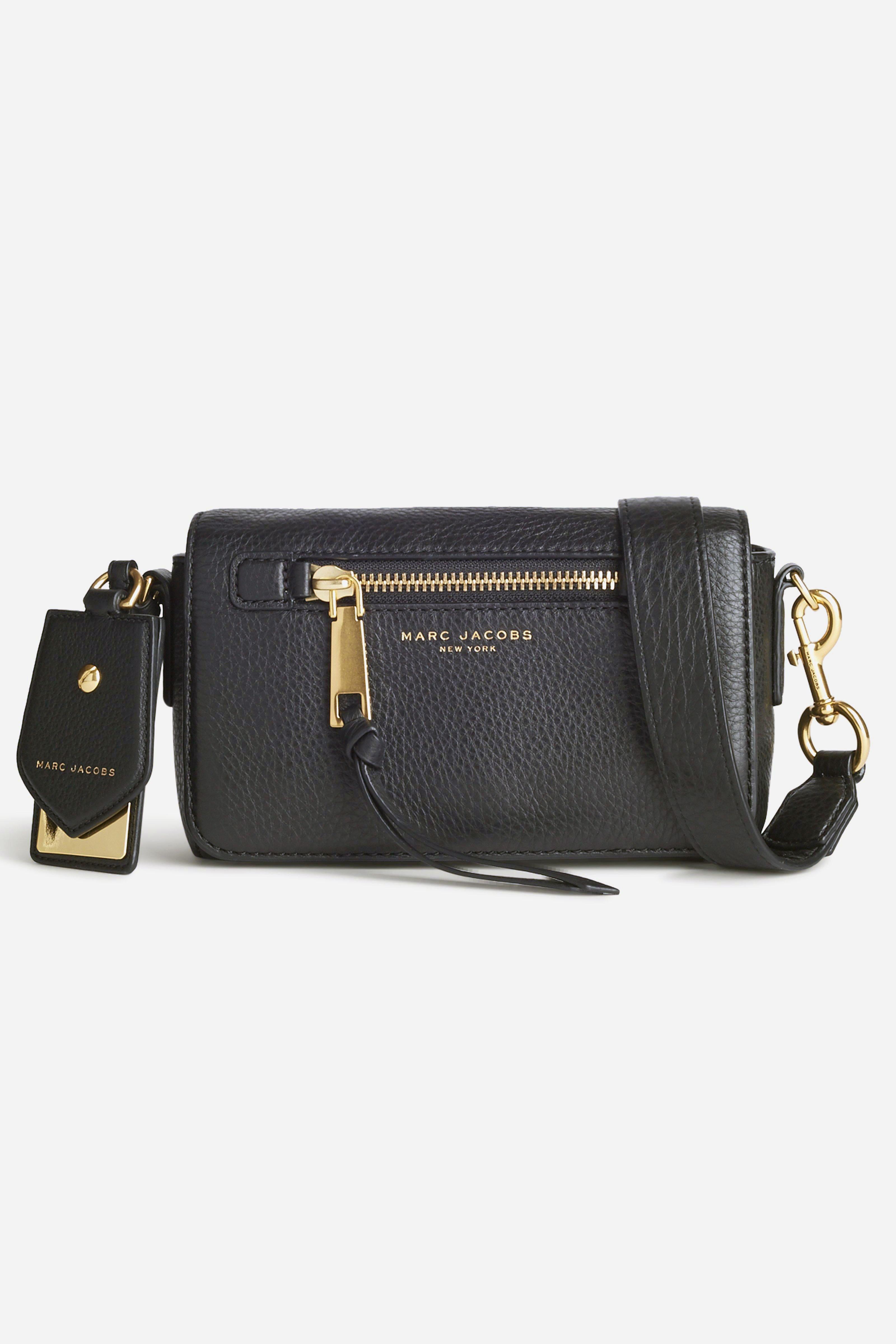 8e0f48b34093 Recruit Crossbody Bag - Black