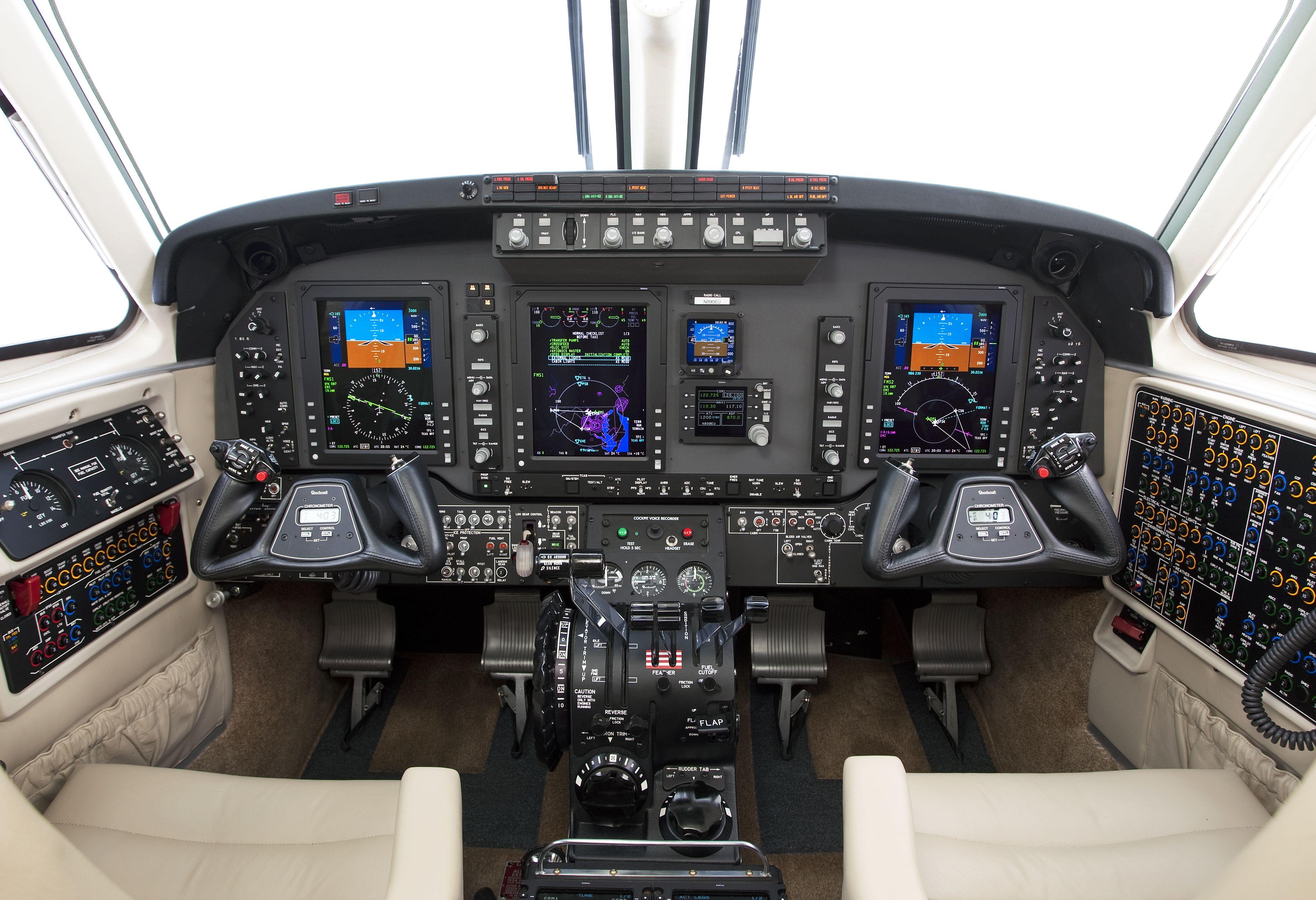 pictures of beech king air c90gtx Beechcraft King Air