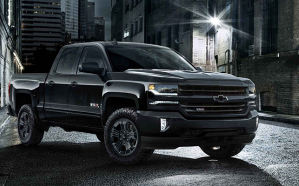 2020 Chevy Silverado Hd Concept Specs Interior In This Article Is An Additional Take A Look Silverado Midnight Edition Chevy Silverado 2018 Chevy Silverado