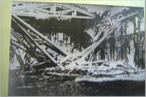 War Damage of Tsarskoe Selo and Peterhof