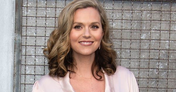 Hilarie Burton officially tied the knot with her longtime ...