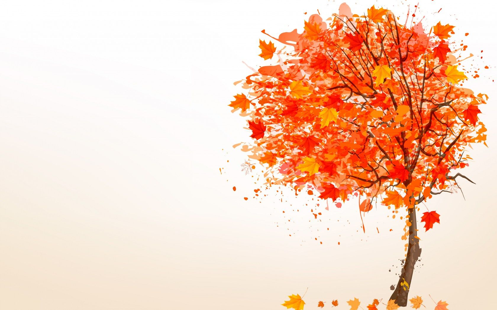 Leaves on pinterest autumn leaves fall leaves crafts and fall - Yellow Maple Leaves Falling From Tree In Autumn Hd Wallpaper By Lovewall