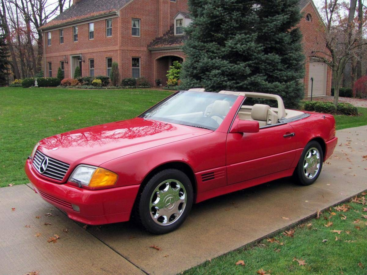 1994 mercedes benz roadster convertible for sale