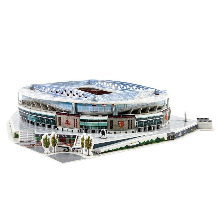 Arsenal F.C. 3D Stadium
