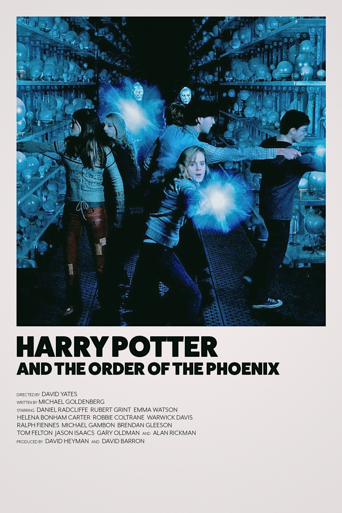 Order Of The Phoenix Minimalist Movie Poster Harry Potter Movie Posters Harry Potter Poster Harry Potter Pictures