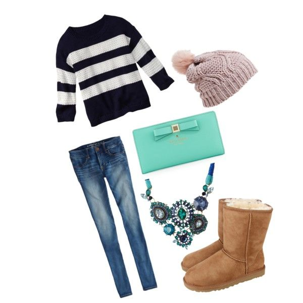 """""""Lazy Winter Day"""" by sweetsgotthebeat on Polyvore"""