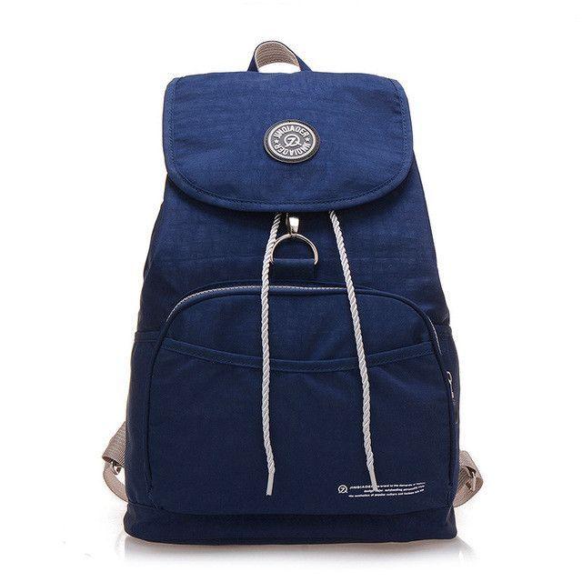 Backpack Waterproof For Teenagers Girls Women