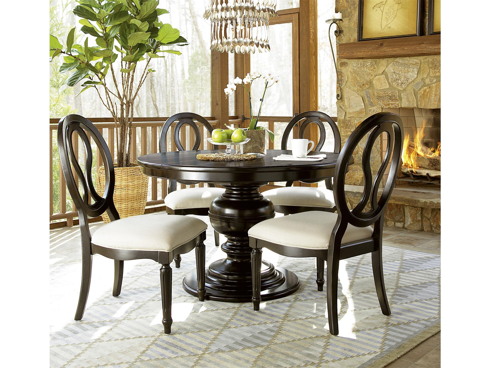 joss and main dining tables. summer hill: round dining table 50w x 50d 30h one 20 inch leaf expands joss and main tables