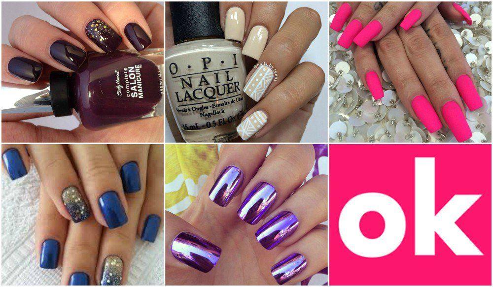 Hermosos colores de uñas para cada tono de piel - Yo amo