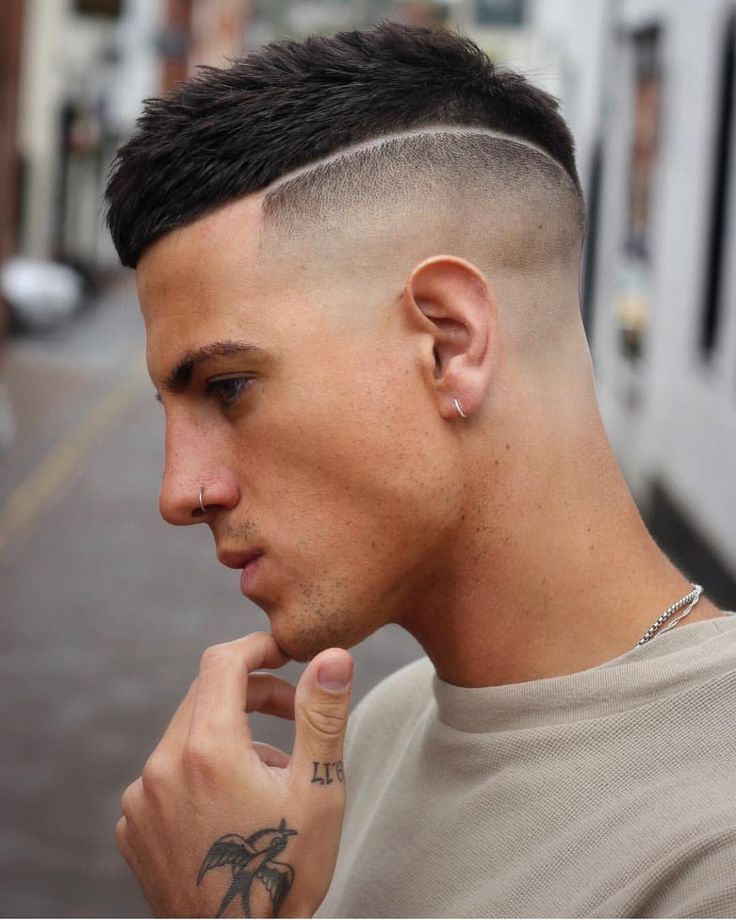Photo of 12 crew cut hair ideas for cool men #haar #haarschnitt #frisur # mens hair # men – new site